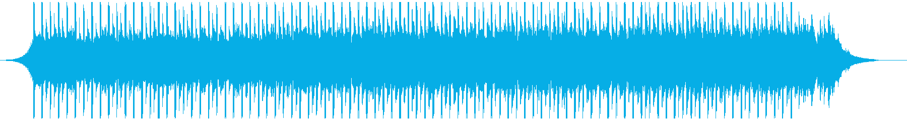 モダンコーポレート(60秒)の再生済みの波形