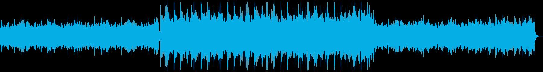 CMや映像に ピアノ、ストリングス、雄大の再生済みの波形