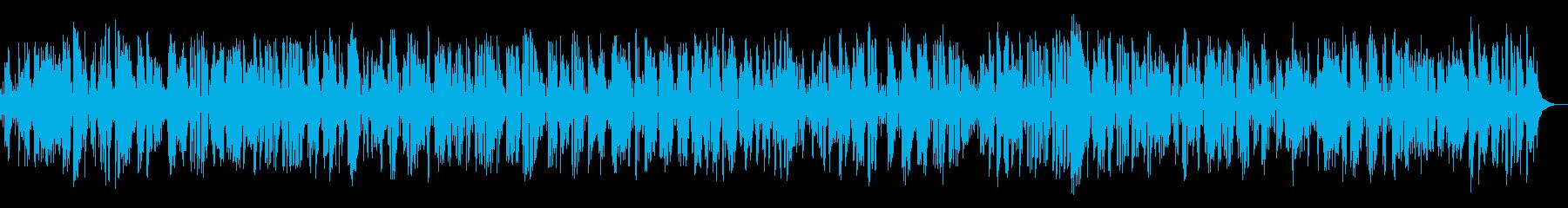大正ロマン感じるレトロジャズバンドの再生済みの波形