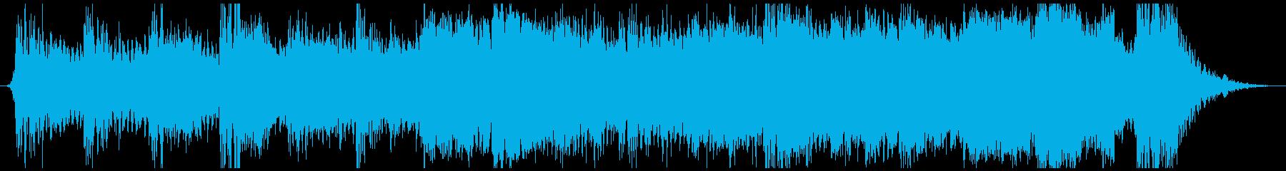 モダン 交響曲 室内楽 広い 壮大...の再生済みの波形