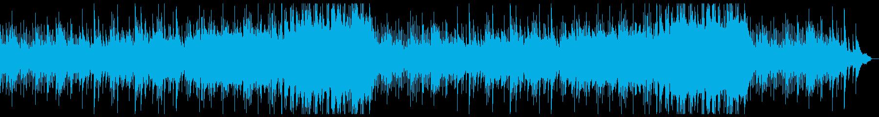 感傷的で切ないシネマティックシンフォ。の再生済みの波形