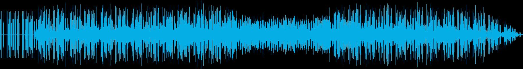 アンビエント、インストゥルメンタル...の再生済みの波形