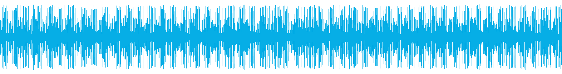 タイトルは複雑だが、構成はシンプル、チ…の再生済みの波形