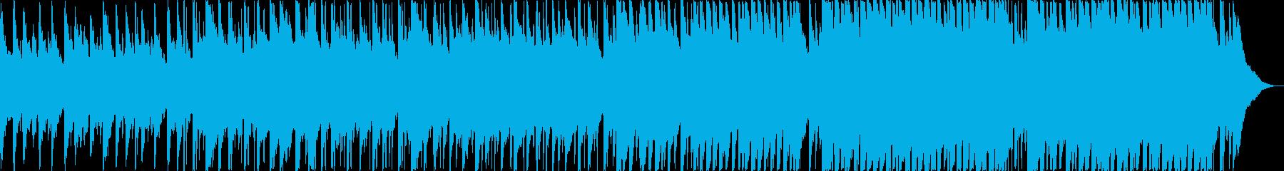 ポップ アクション adverti...の再生済みの波形