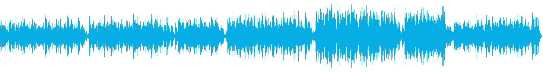 中近東感ある壮大なハロウィンオーケストラの再生済みの波形