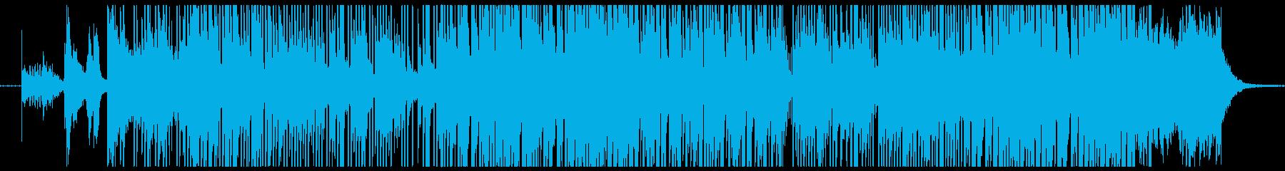 中華 古風 アンビエント さわやか...の再生済みの波形