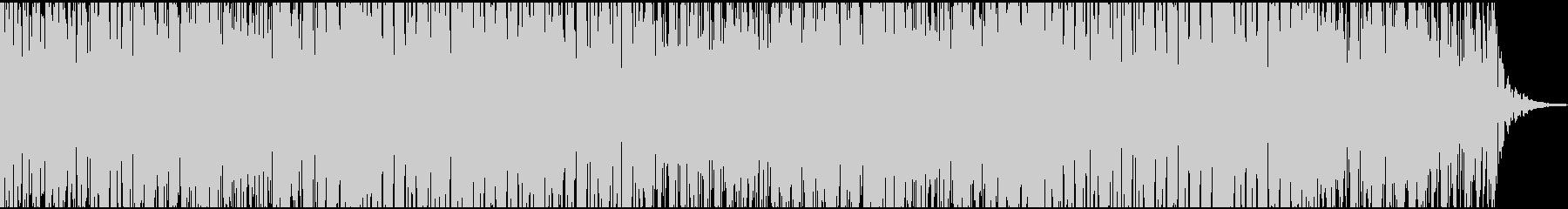 スペーシーで空気感のあるグルーヴィ...の未再生の波形