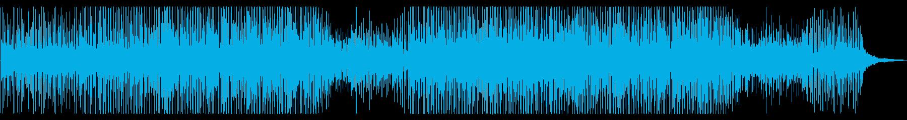 企業VP・CM 軽快・前向きなアコギの再生済みの波形
