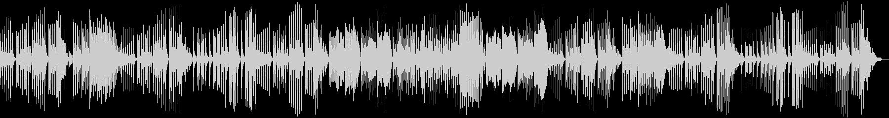 ガヴォット/グリーグ【しっとりピアノ版】の未再生の波形