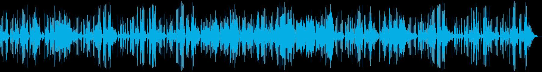ガヴォット/グリーグ【しっとりピアノ版】の再生済みの波形