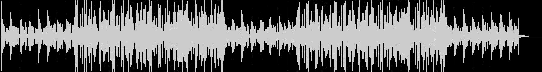 [生ギター]疑惑のミステリーロックの未再生の波形