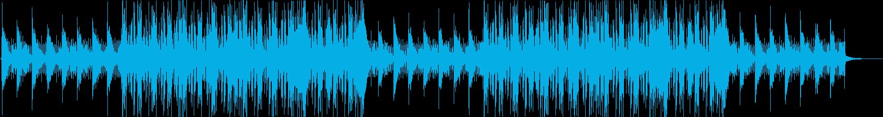 [生ギター]疑惑のミステリーロックの再生済みの波形