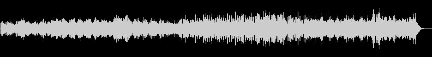 切ない別れの幻想的なピアノオリジナルの未再生の波形