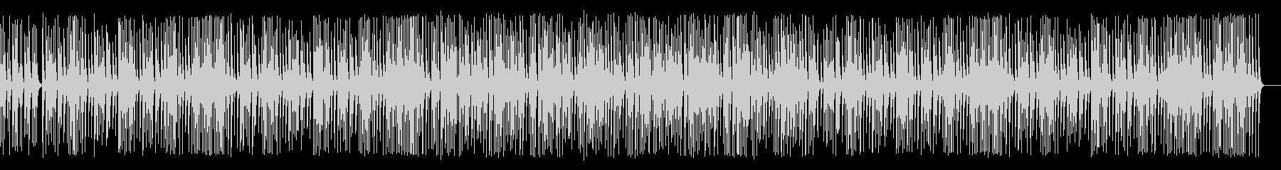 木琴がコロコロ可愛い名曲エンターテイナーの未再生の波形
