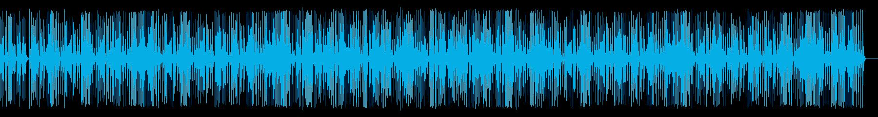 木琴がコロコロ可愛い名曲エンターテイナーの再生済みの波形