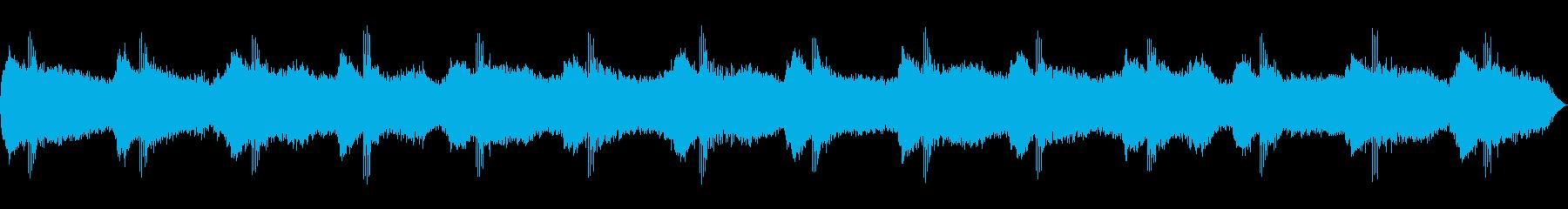 ヒーリングアンビエント_深層_Aの再生済みの波形