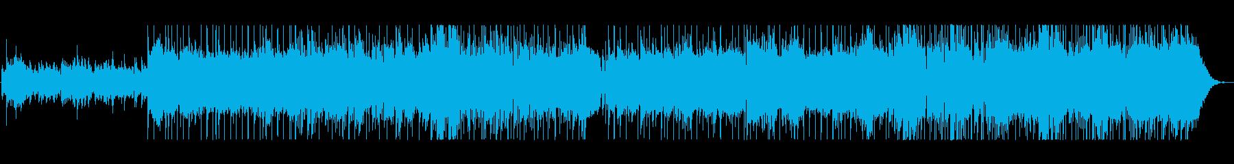木琴/ビブラフォン(Quiet S...の再生済みの波形