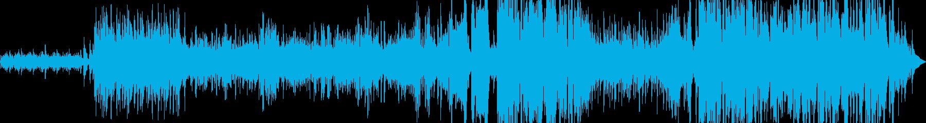七夕をイメージした女性Vo楽曲。の再生済みの波形