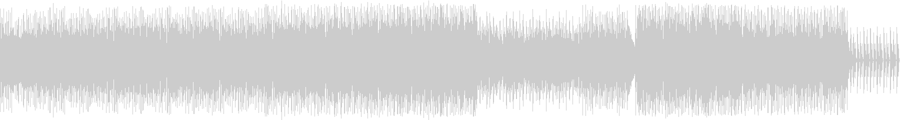ホラー/エレクトロ/ハロウィンの未再生の波形