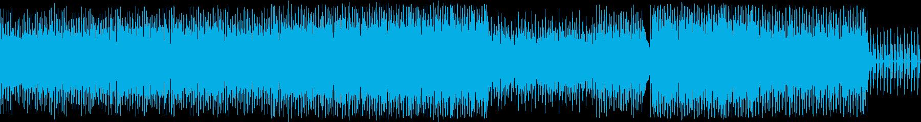ホラー/エレクトロ/ハロウィンの再生済みの波形