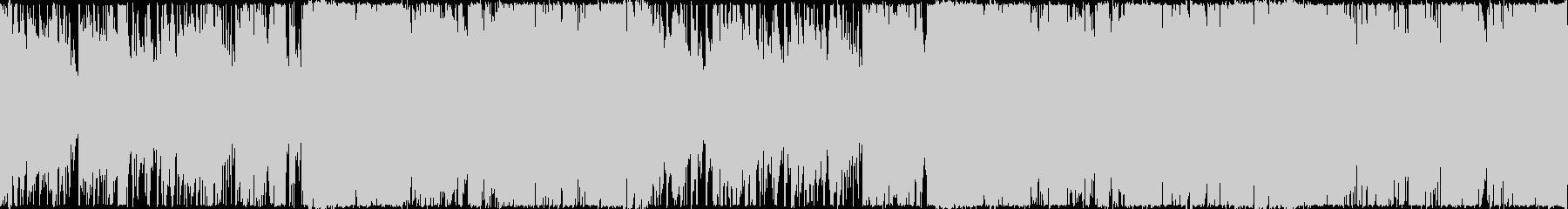 おしゃれなバー・ジャズファンク・ループの未再生の波形