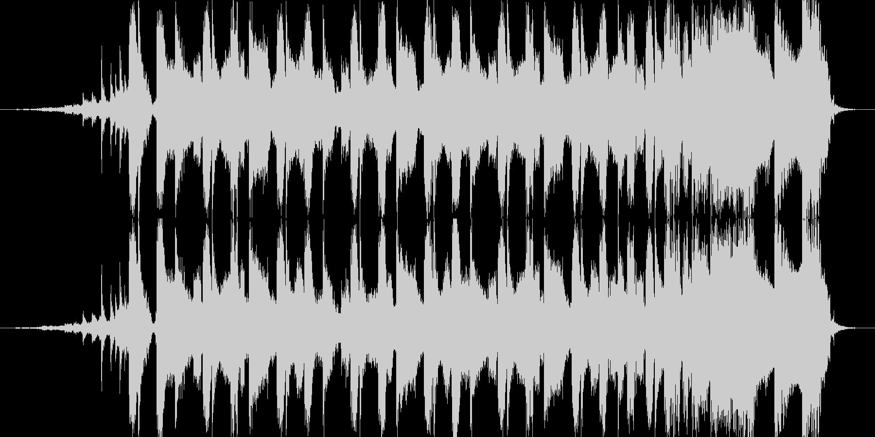 疾走感のあるdnb15秒CM楽曲。の未再生の波形