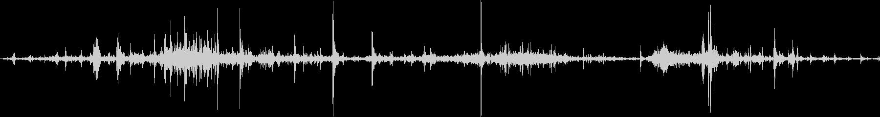 ウェットグーチークランチオアスクイ...の未再生の波形