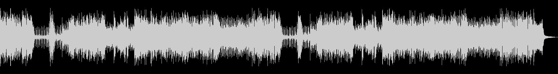 スパイイメージのレトロでジャジーな曲の未再生の波形