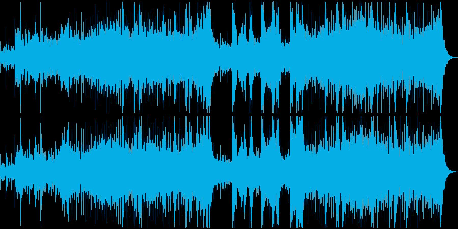 インストゥルメンタル緊張サスペンス...の再生済みの波形