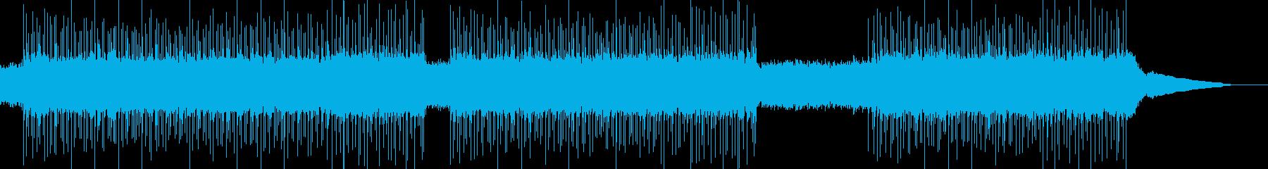 ヘヴィロック サスペンス 技術的な...の再生済みの波形