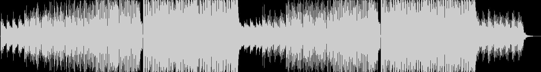 おしゃれでエモいFuture Bassの未再生の波形