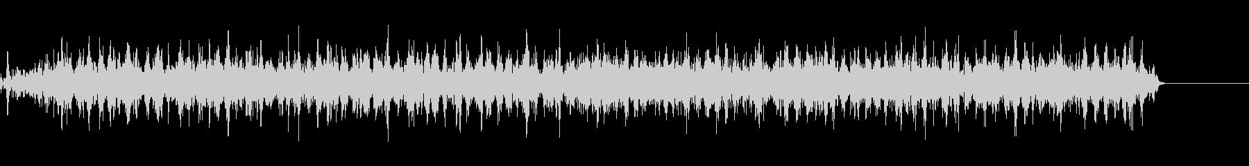 機械稼働音 2の未再生の波形