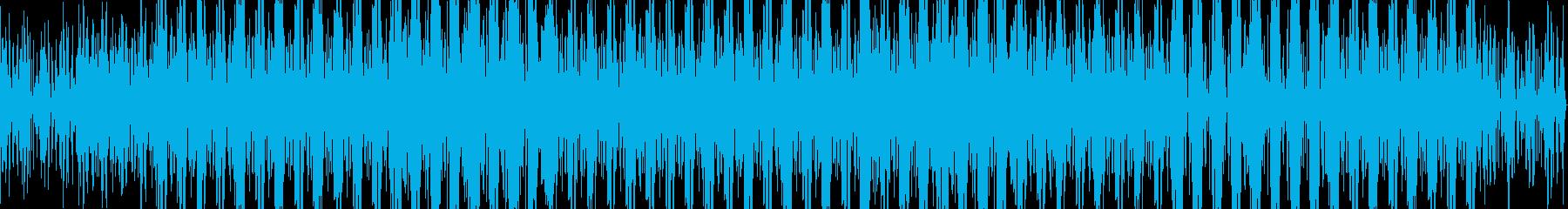 サルサ。の再生済みの波形