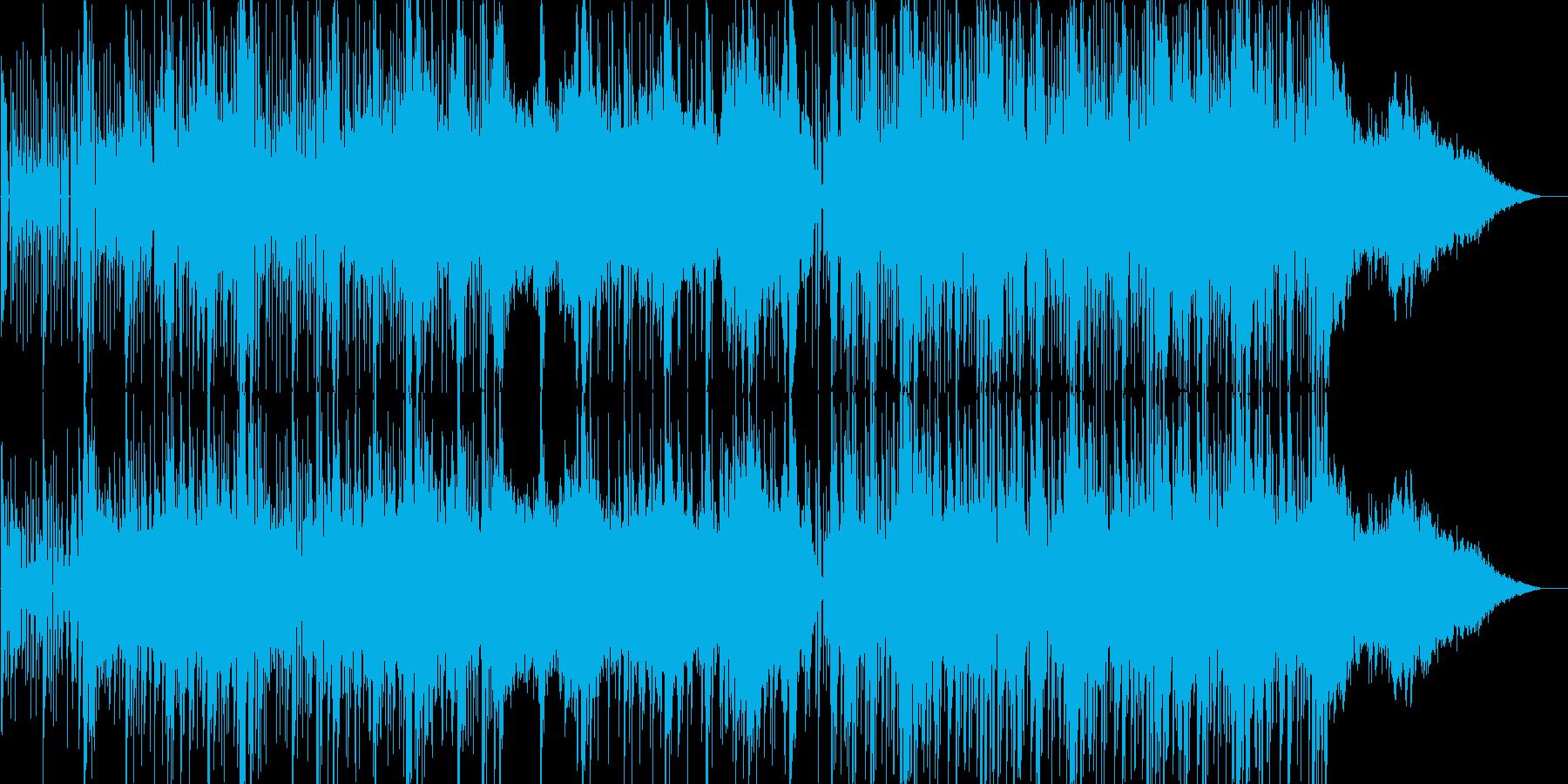 ディストピア・アポカリプスなエレクトロの再生済みの波形