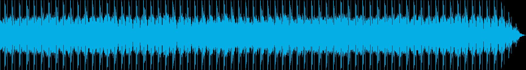 和風・チル・lofi・リラックス・琴の再生済みの波形