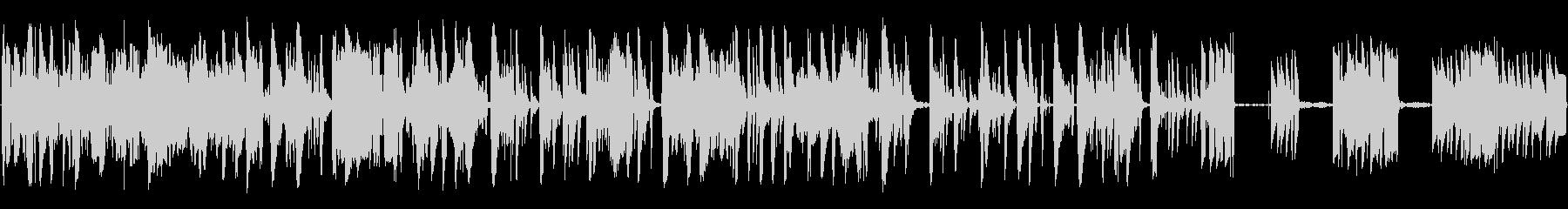 信号コードSci Fiバンパー反転の未再生の波形