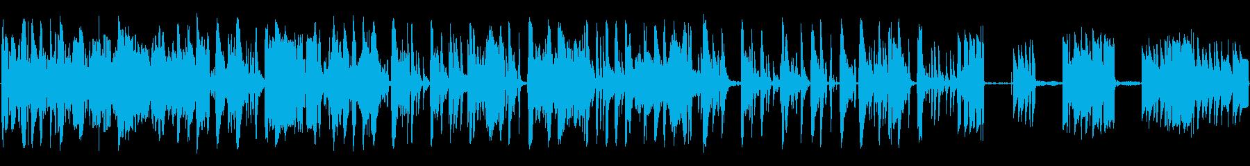 信号コードSci Fiバンパー反転の再生済みの波形