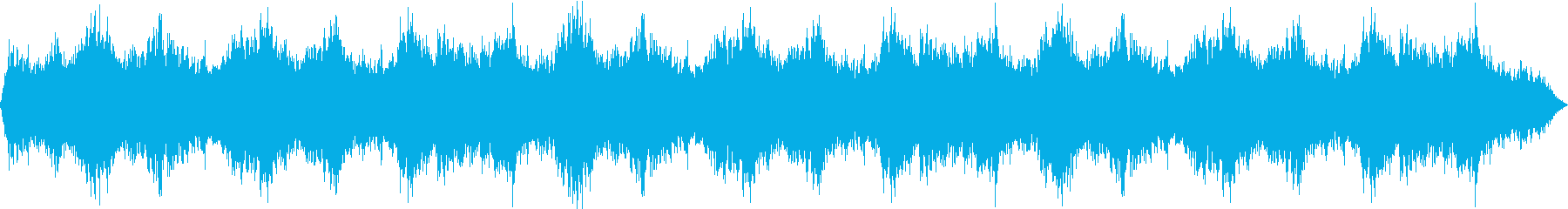 魔法詠唱、魔法発動、独白 16の再生済みの波形