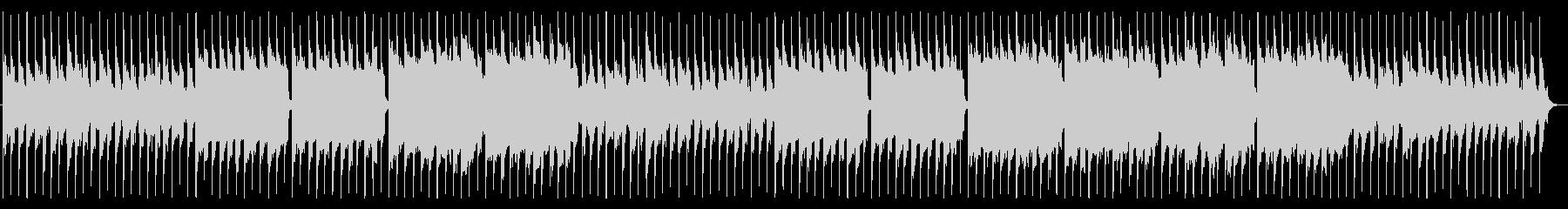 童謡カバー「こいのぼり」~「背くらべ」の未再生の波形