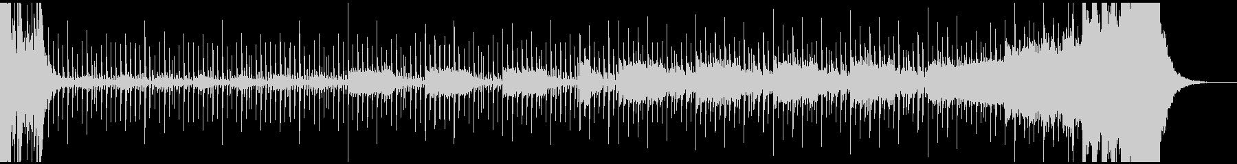 クイズシンキングタイムSE60秒タイプの未再生の波形