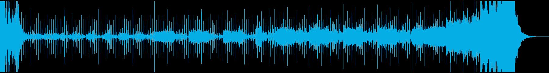 クイズシンキングタイムSE60秒タイプの再生済みの波形