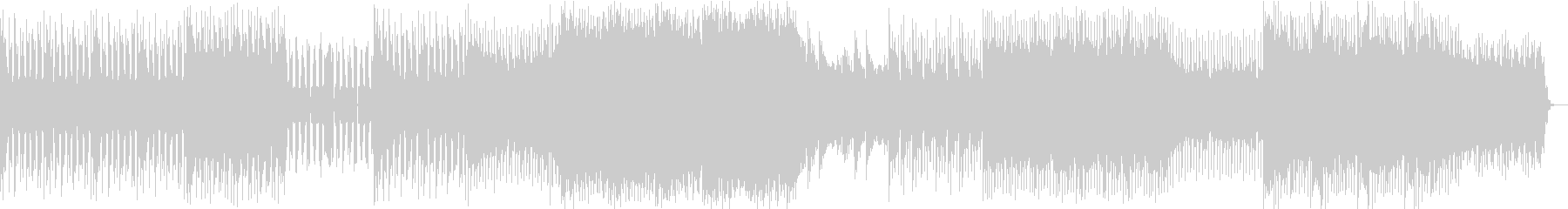 EDM with a warm atmosphere's unreproduced waveform