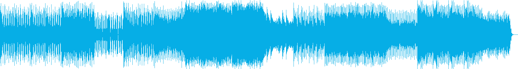 EDM with a warm atmosphere's reproduced waveform
