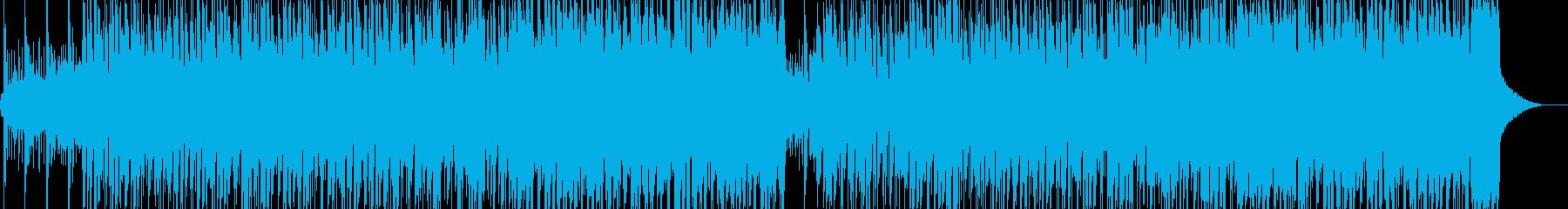異世界・ミステリアスなR&B エレキ無Aの再生済みの波形