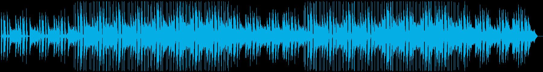 木漏れ日にリラックス/スムースジャズの再生済みの波形