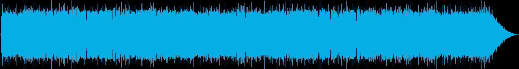 【8bit】さわやかシューティングの夜空の再生済みの波形