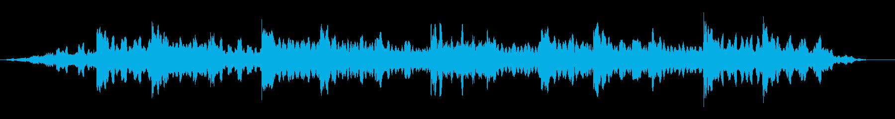 Subcenter (UP-10)の再生済みの波形