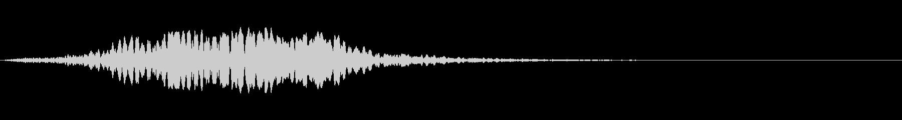 ソナー:ロングプローブピン、SCI...の未再生の波形