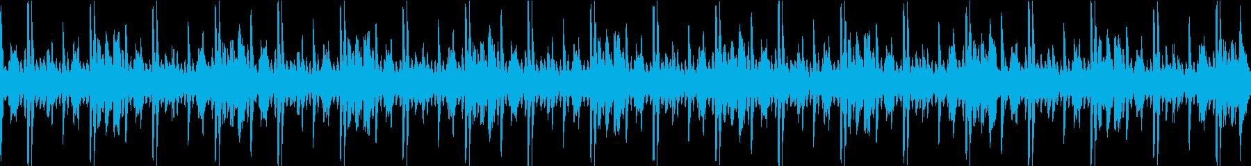 ミステリアス(謎・事件・怪奇)【ループ】の再生済みの波形