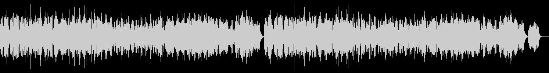 不思議な森のイメージ/チェレスタの未再生の波形